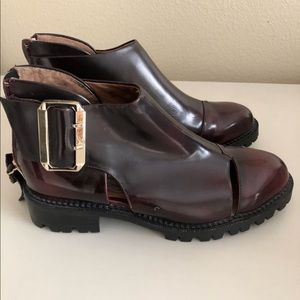 Jeffrey Campbell Great Moments Shoes size 6.5